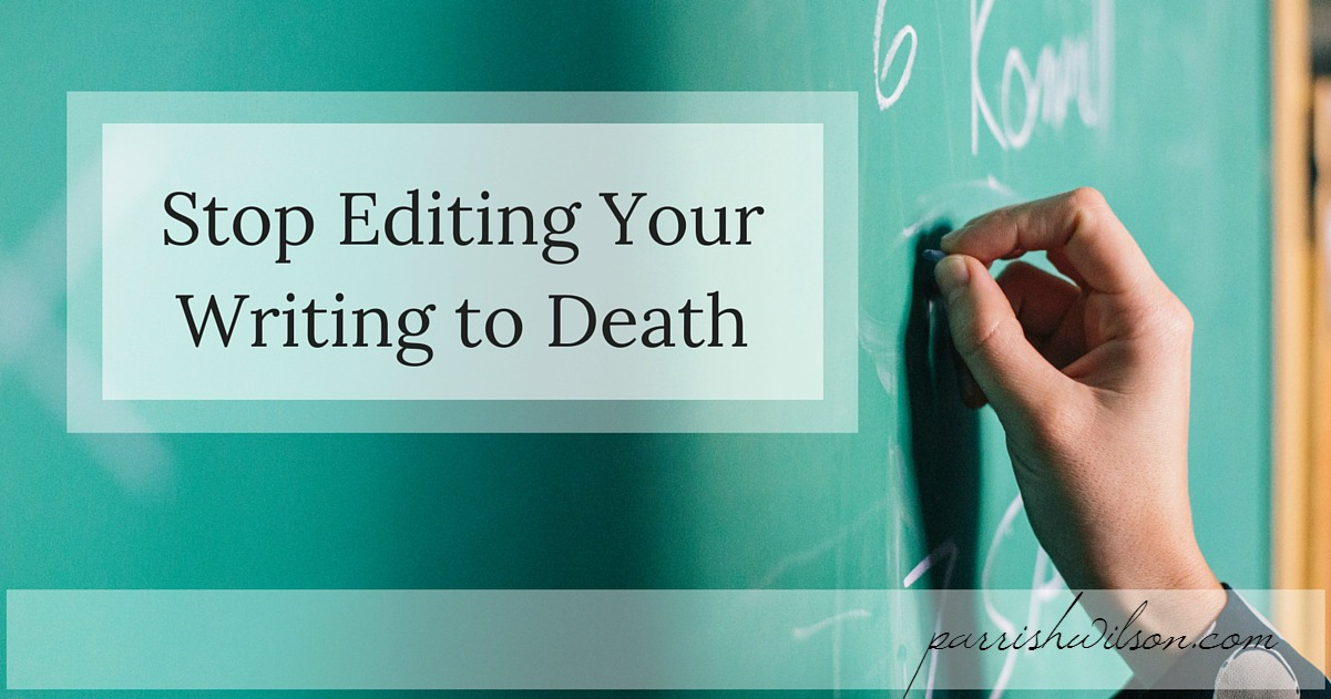 editing your writing